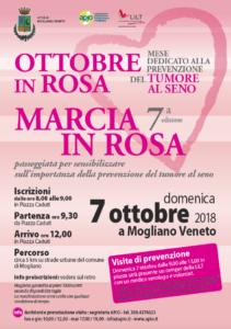 Volantino Ottobre in rosa 2018